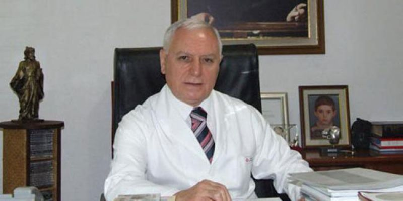 AZERBAIJAN`S GREAT FRIEND, PRESIDENT OF TTS (THE TRANSPLANTATION SOCIETY) PROF. DR. MEHMET HABERAL